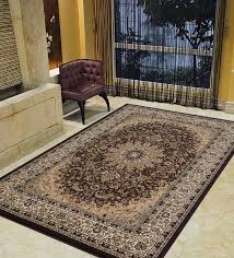 elegance traditional persian area rugs by american cover elegance 205 persian area rugs chocolate by american cover only 39 99
