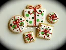 christmas present cookies. Unique Christmas Christmas Presents Cookies Throughout Present Cookies A