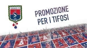 Natale Rossoblu. Il Taranto Calcio presenta i Mini Abbonamenti - Gir WebTV