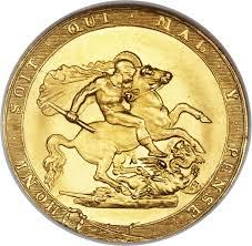 「英王家クルマの「竜を退治する聖ジョージ像」」の画像検索結果
