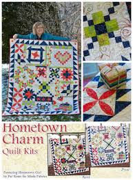 Pat Sloan: Hometown Charm Sew Along! - Pat Sloan's Blog & Pat sloan hometown charm 1 Adamdwight.com