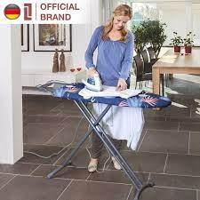 CÓ Ổ CẮM][Free 01 Tấm lót]Cầu là, bàn để ủi quần áo dạng đứng của Đức  LEBENLANG LBB363