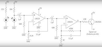 Heart Rate Monitor Schematic Somethings Wrong Electrical