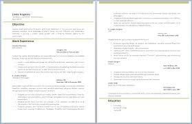 Resume Font Sizes Roddyschrock Com