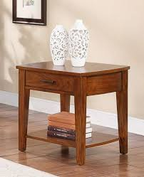 davenport davenport end table in walnut closeout dining room table sets bedroom furniture curio cabinets and solid wood furniture model home