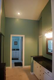 Bathroom Wall Paint 1000 Ideas About Green Bathroom Paint On Pinterest Green