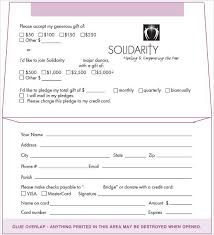Donation Envelope Charity Donation Envelope Template Software Solutions Resources