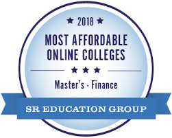 master in finance 2018 most affordable online colleges for a masters in finance