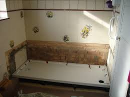 there is of course no way to match the existing tiles that have been there for decades so in order to avoid the time consuming and very costly job of