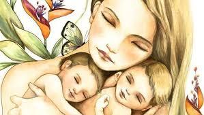 Resultado de imagem para mães e seus filhos