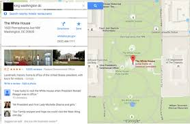 Google Maps Lists The White House & Howard University For Racists