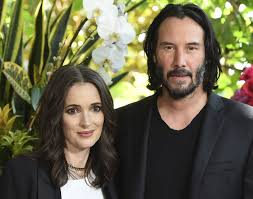 Winona Ryder Says Shes Been Married To Keanu Reeves For 25