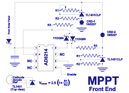 solar cell circuit page 3 power supply circuits next gr Solar Panel Diode Diagram solar panel bypass diode diagram solar panel diode connection diagram