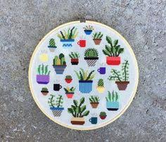 Modern Cross Stitch Patterns