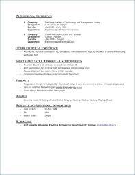 Hobbies For Resume Inspiration Hobbies For Resume Inspirational Resume Hobbies And Interests
