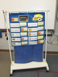 Pocket Chart Rack Luvtoeduc8 Inexpensive Chart Stands