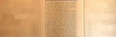 the gettysburg address american civil war com the gettysburg address article · videos · speeches · shop lincoln memorial