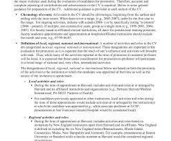 Harvard Business School Resumeormat Template Doc Resume Format
