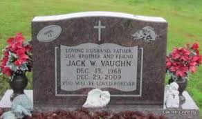 VAUGHN, JACK WILLARD - Garland County, Arkansas | JACK WILLARD VAUGHN -  Arkansas Gravestone Photos