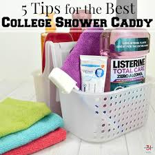 these simple tips make it possible to have the best shower caddy in college one