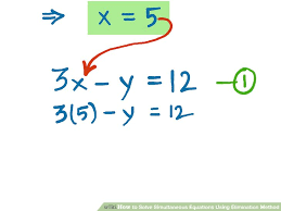 image titled solve simultaneous equations using elimination method step 7bullet2