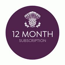 12 month weebox 12 month subscription