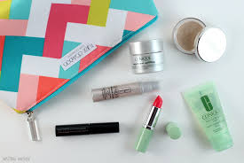 tyler dawson for clinique gift with purchase 3