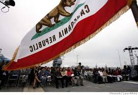 BAY AREA / Tears, smiles mark path to citizenship / 75 new Americans sworn  in at Alameda ceremony