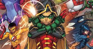 Resultado de imagem para Damian Wayne Robin