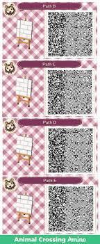 Qr codes animal crossing, Acnl paths