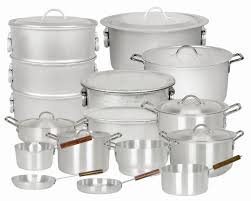 aluminum cookware for kitchen