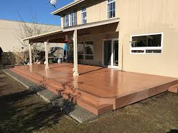 covered deck little s construction