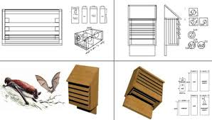 bat house plans. Images Of 39 FREE DIY Bat House Plans To Shelter The Natural Pest Control T