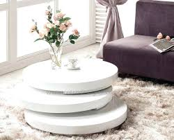round white coffee table captivating round living room table coffee tables end white lacquer coffee table