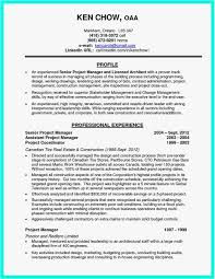 19 Construction Project Manager Resume Template Best Resume Templates
