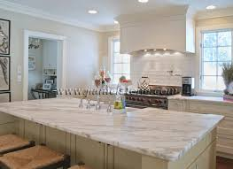 vintage kitchen with arabeo carrara marble kitchen countertops