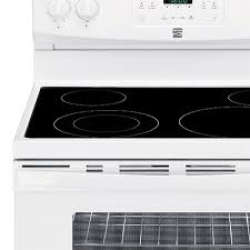 kenmore glass top stove. feature highlights kenmore glass top stove