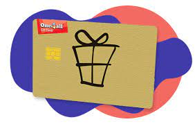 one4all chip pin gift cards