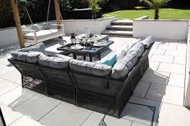 rope garden furniture sofa set