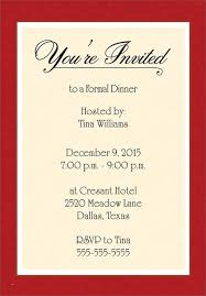 Formal Invitation Template - Njironmen.com