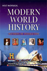 World History Patterns Of Interaction Online Textbook Cool Order Modern World History Patterns Of Interaction 48 Year