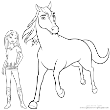 spirit horse coloring pages disney spirit horse coloring pages printable