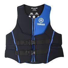 Yamaha Neoprene Life Jacket By Jet Pilot
