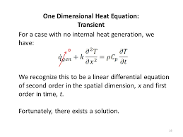 one dimensional heat equation jennarocca one dimensional heat equation with source term jennarocca