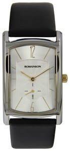 <b>Часы ROMANSON</b> мужские