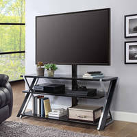 Whalen Xavier 3in1 TV Stand For TVs Up To 70 48 Inch Wide Tv Stand T62