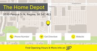 Small Picture The Home Depot Opening Hours 1030 Pasqua St N Regina SK