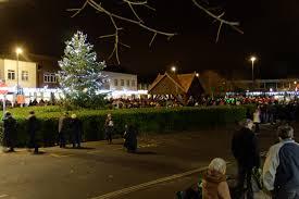 Gosport Christmas Lights 2016 Stubbington Carol Service Lights Switch On Crofton Parish