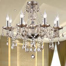 add crystals to chandelier add crystals to brass chandelier add crystals to chandelier