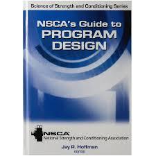 Nsca Program Design Pdf